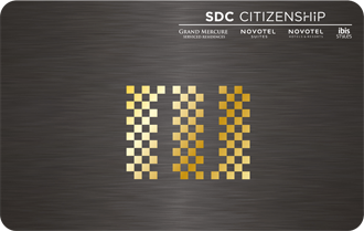CITIZENSHIP CARD G-GOLD