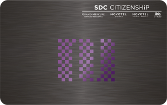 CITIZENSHIP CARD P-PURPLE